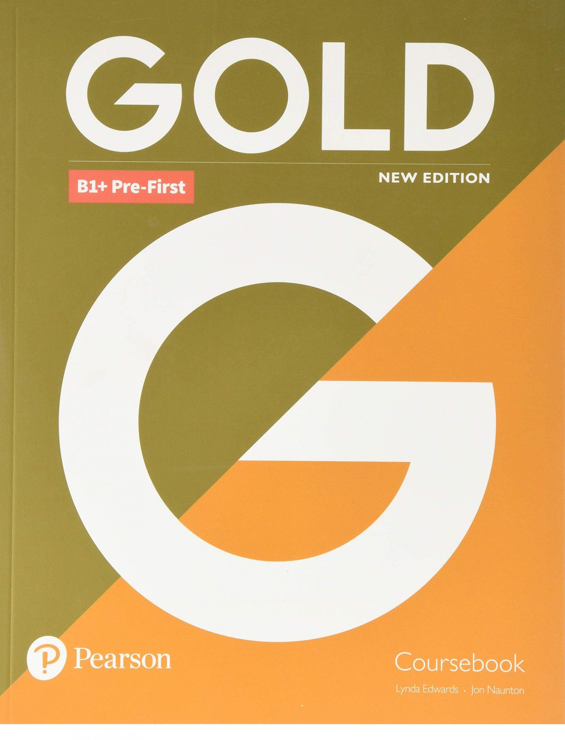 Gold B1 pre-first course book+CD with Exam maximiser