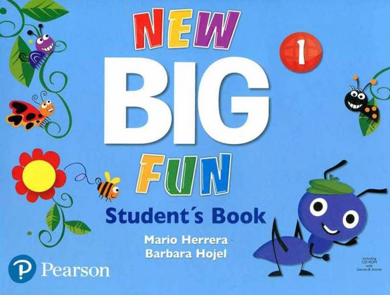 Big Fun 1 + Workbook