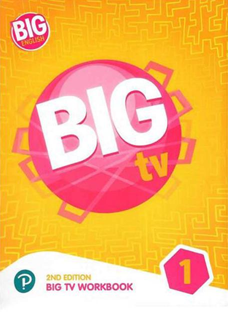 Big TV work Book 1(2nd)+CD