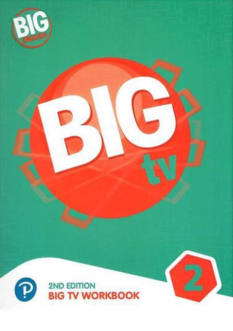 Big TV work Book 2(2nd)+CD