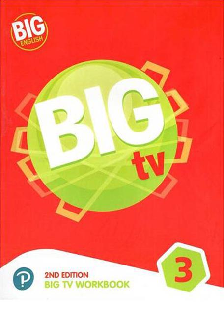 Big TV work Book 3(2nd)+CD