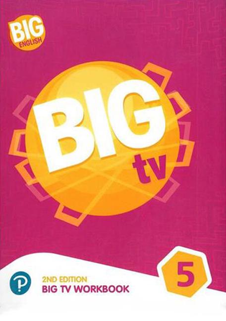 Big TV work Book 5(2nd)+CD