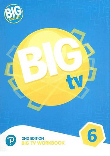 Big TV work Book 6(2nd)+CD