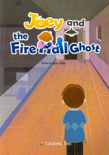Joey and the Fire Hall Ghost