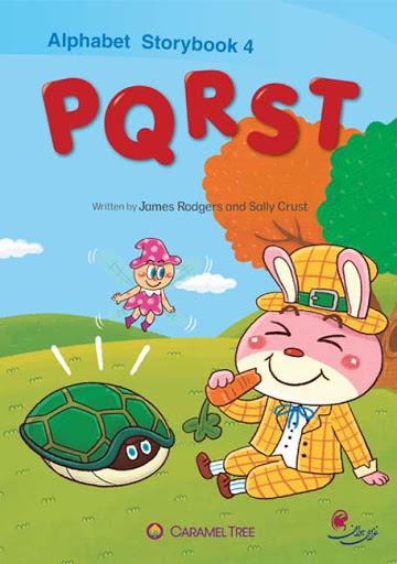 Alphabet Story Book 4