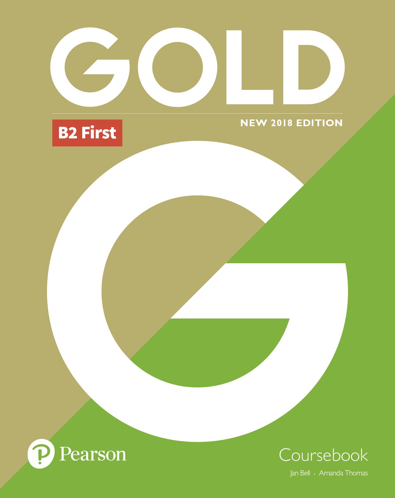 FCE Gold