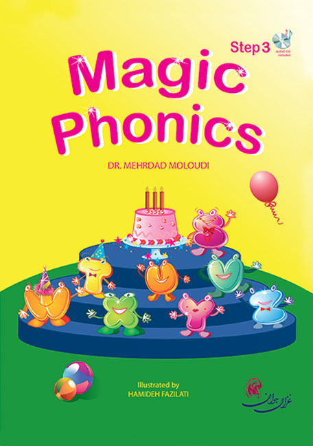 Magic Phonics 3