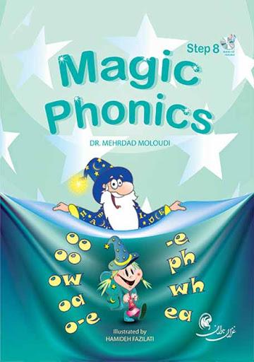 Magic Phonics 8
