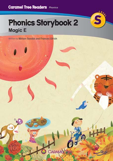 Magic Phonics Story Book 2