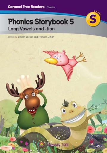 Magic Phonics Story Book 5
