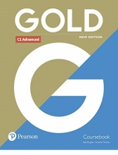Gold C1 Advanced course book+CD with Exam maximiser